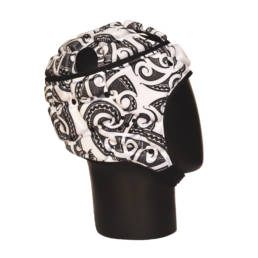 white-tribal-headgear-right